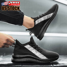 New listing Men's Fashion Non-slip Casual Jogging Sneakers Athletic Sports Tennis Shoes Gym