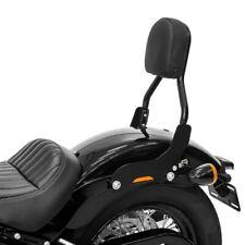 Sissy Bar CL für Harley Davidson Softail Slim 18-20 schwarz