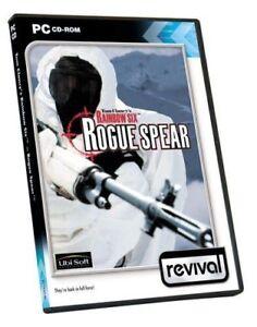 Tom Clancy's Rainbow Six: Rogue Spear PC CD-ROM Games