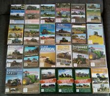 DVD Landwirtschaft Trecker Traktor Ernte agrartechnik SH Agrar Sammlung 24 Stück