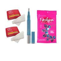 Connoisseurs. Pack : 15 Fashion Wipes + 50 Lingettes + Stick pour diamants.