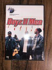 Boyz II Men: Music in High Places (DVD, 2001) BRAND NEW, Seoul, South Korea