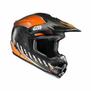 HJC CS-MX II Star Wars Rebel X-Wing Off Road Motocross MX Motorcycle Helmet