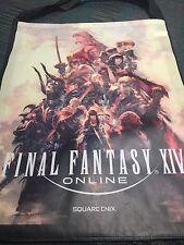 2017 E3 Final Fantasy XIV 14 Stormblood Online Exclusive Large Tote Bag Limited