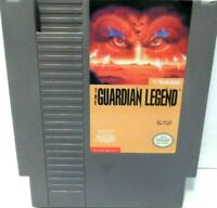 """NES """"the guardian legend"""" cartridge only Nice price"""