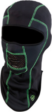 Arctiva Adult Pro Stretch Balaclava Black Green S/M