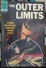 The Outer Limits OCT.-DEC. #4 DELL Comics  VF-