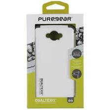 New OEM PureGear DualTek Arctic White Case For Motorola Droid Turbo