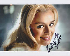 Katherine Jenkins HAND SIGNED 8x10 Photo, Autograph, Classical Singer, Dr Who C