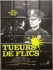 Affiche TUEURS DE FLICS The Onion Field JOHN SAVAGE James Woods 120x160cm *