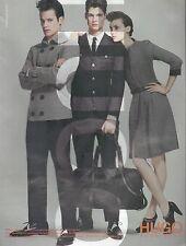 ▬► PUBLICITE ADVERTISING AD Boss HUGO 2007
