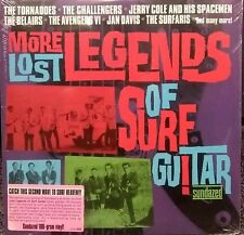 More Lost Legends of Surf Guitar by Various Artists Vinyl, 2012, 2 LPs