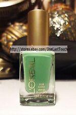 L'OREAL Colour Riche #603 CREME DE MINT Nail Polish MISS CANDY Limited Edition