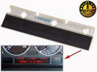 KOMBIINSTRUMENT ANZEIGE LCD DISPLAY FÜR BMW X5 5 7  E53 E38 E39 KONTAKTFOLIE