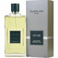 GUERLAIN VETIVER EAU DE TOILETTE VAPO SPRAY 200 ML
