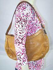 Liz & Co Yellow Alligator Skin Print Shoulder Bag Purse