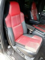 2007 F-250 Lariat Outlaw seat set complete