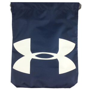 UNDER ARMOUR UA Ozsee Draw Strings Cord Gym Sack Fitness Sports Swimming Bag