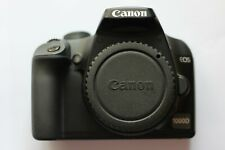 Canon EOS 1000D 10.1 MP Digital SLR Camera - Black (Body Only)