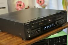 Sony Mxd D5C 5 Cd with Minidisc Player/ Recorder (4X speed copy Cd=>Md) (Mdlp)