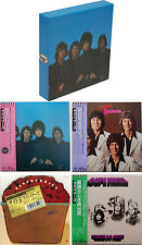 "RASPBERRIES ""Raspberries"" Japan Mini LP 4 CD Box"