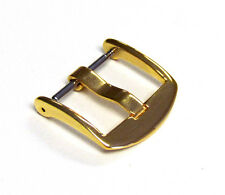 26mm Panatime Gold Tone ARD Watch Buckle - Spring Bar Attachment