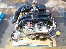 2010-2015 Subaru Legacy Outback 4Cyl 2.5L Engine Jdm Fb25 Motor Cvt Transmission