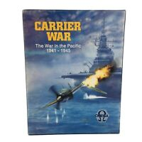 Omega Carrier War Game War in Pacific 1941-45 UNPUNCHED Complete