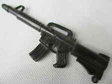 "Vintage Action Man Machine Gun No Strap 4 3/8"" Long"