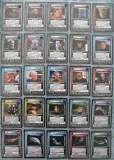 Einzelne Trading Card Game Karten Star Trek CCG