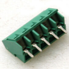 Lot of 50 5-Pin PCB Screw Terminal Block Connector 300V 12A