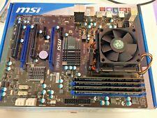 MSI 970A-G40 ATX Combo CPU RAM / AMD FX-8350 Black 8-core 4.0Ghz / 16GB G.Skill