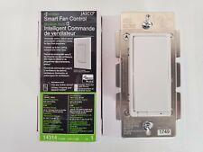 New! Packs of 3! Ge Z-Wave Plus In-Wall Smart Fan Control - U.S. (14314) sealed.