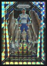 2020 PANINI PRIZM RACING #6 JIMMIE JOHNSON SILVER MOSAIC /199