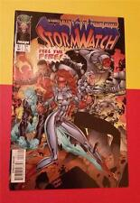 STORM WATCH COMIC SUPER HEROES No 47 MAY 1993 IMAGE COMICS * FEEL the FIRE