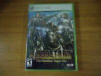 Bladestorm: The Hundred Years' War  ( Microsoft Xbox 360 NTSC  ) Tested