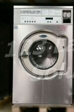 Wascomat Stainless Steel Front Load Washer Coin Op 30Lb, 220V 3Ph, Model: E630