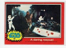 1977 Star Wars Series 2 red Single Card #82 NM straight from a wax Pack