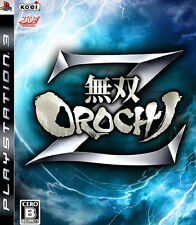 MUSOU OROCHI Z / USED / PS3 / Japan Import