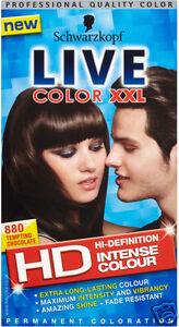 New Schwarzkopf Live Hair Color XXL Permanent Professional Quality Colour Dye