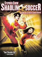 Shaolin Soccer (Dvd, 2004)(Stephen Chow)(Region1)