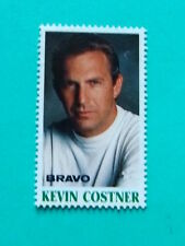 ►►RARE OLD BRAVO STAMP Kevin Costner picture photo