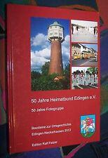 EDINGEN-NECKARHAUSEN (Baden-Württemberg) - Aus der Ortsgeschichte - Heimatbuch