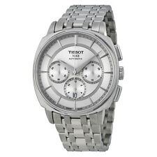 Tissot T-Lord Automatic Chronograph Stainless Steel Mens Watch T0595271103100