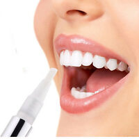 New Teeth Tooth Whitening Gel Pen Silver Cleaning Bleaching Kit Dental WhitesTs
