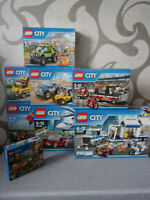 Lego City - verschiedene Set's zum aussuchen - Neu & OVP