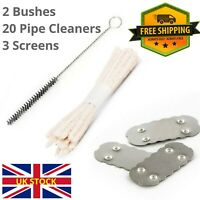 Pax 2 and 3 Maintenance & Cleaning Kit 3 Replacement Screens 2 Brushes 20 Pipe..