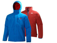 Helly Hansen Squamish Cis Men's 3 IN 1 Jacket Size XXL  RRP £139.99