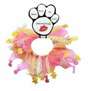 MIRAGE PET EASTER SMOOCHER SCRUNCHER SIZE MD MSRP $9.95