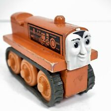2000 Thomas & Friends Wooden Terence The Tractor Britt Allcroft With Treads!